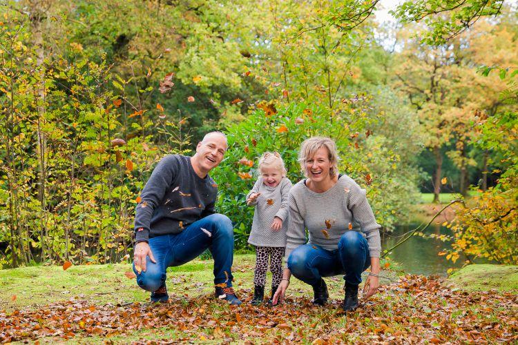 gezin fotoshoot friesland