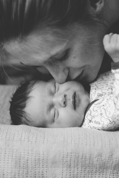 newborn shoot friesland